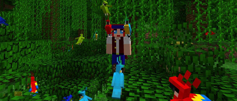 Liberada la snapshot 17w13a de Minecraft, la segunda actualización de la versión 1.12. Loros y nuevos sistemas de crafteos y avances. Entérate de todos los detalles