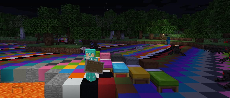 Libera la nueva snapshot 17w16a de Minecraft 1.12. Nuevo mob hostil