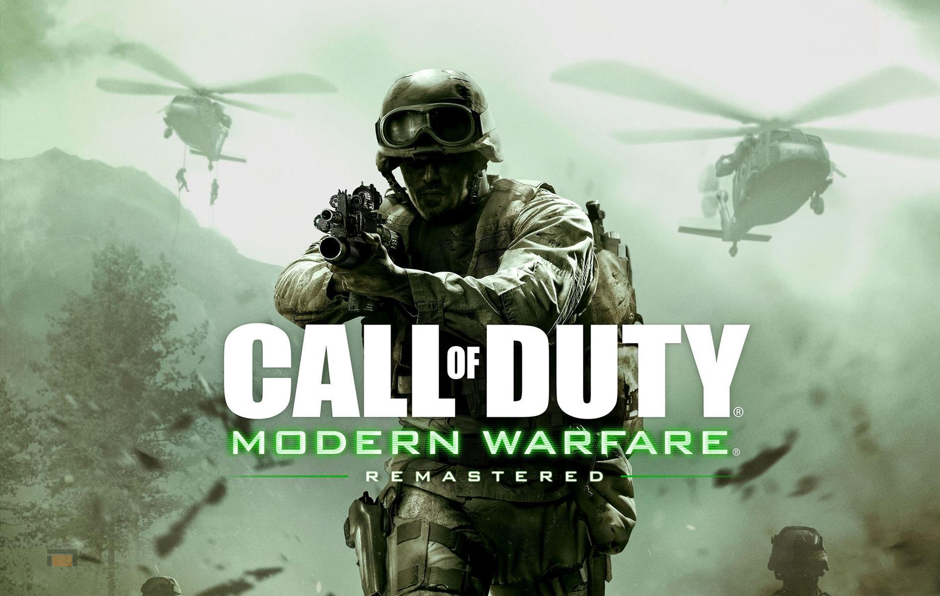 Rumores apuntan a que Call of Duty: Modern Warfare Remastered llegará en formato físico muy pronto