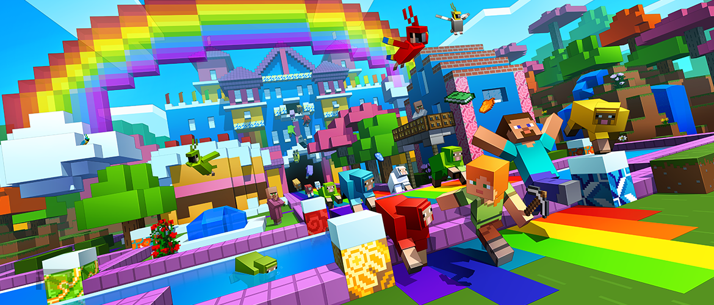 Minecraft 1.12 World of Color Update ha sido lanzado. Entérate de todas las novedades