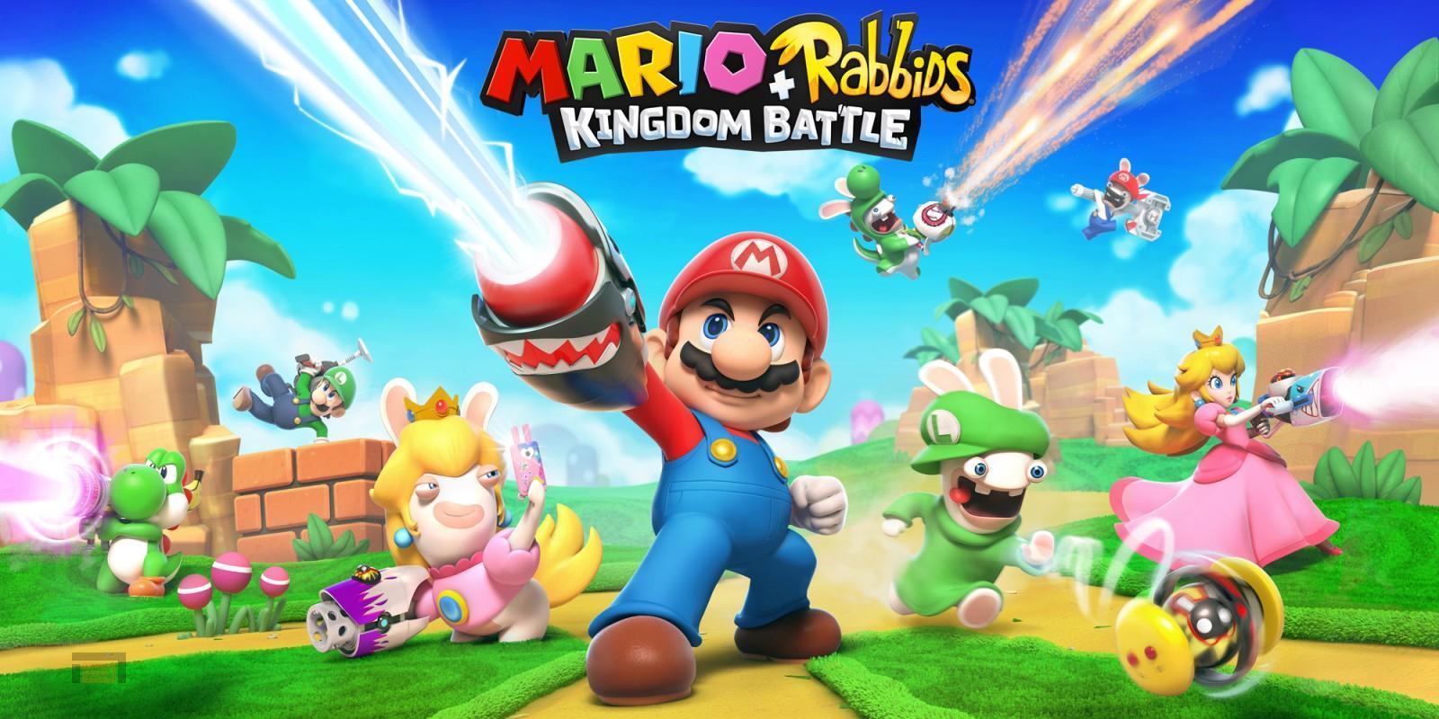 Consejos y trucos para comenzar a jugar y ganar las batallas en Mario + Rabbids Kingdom Battle