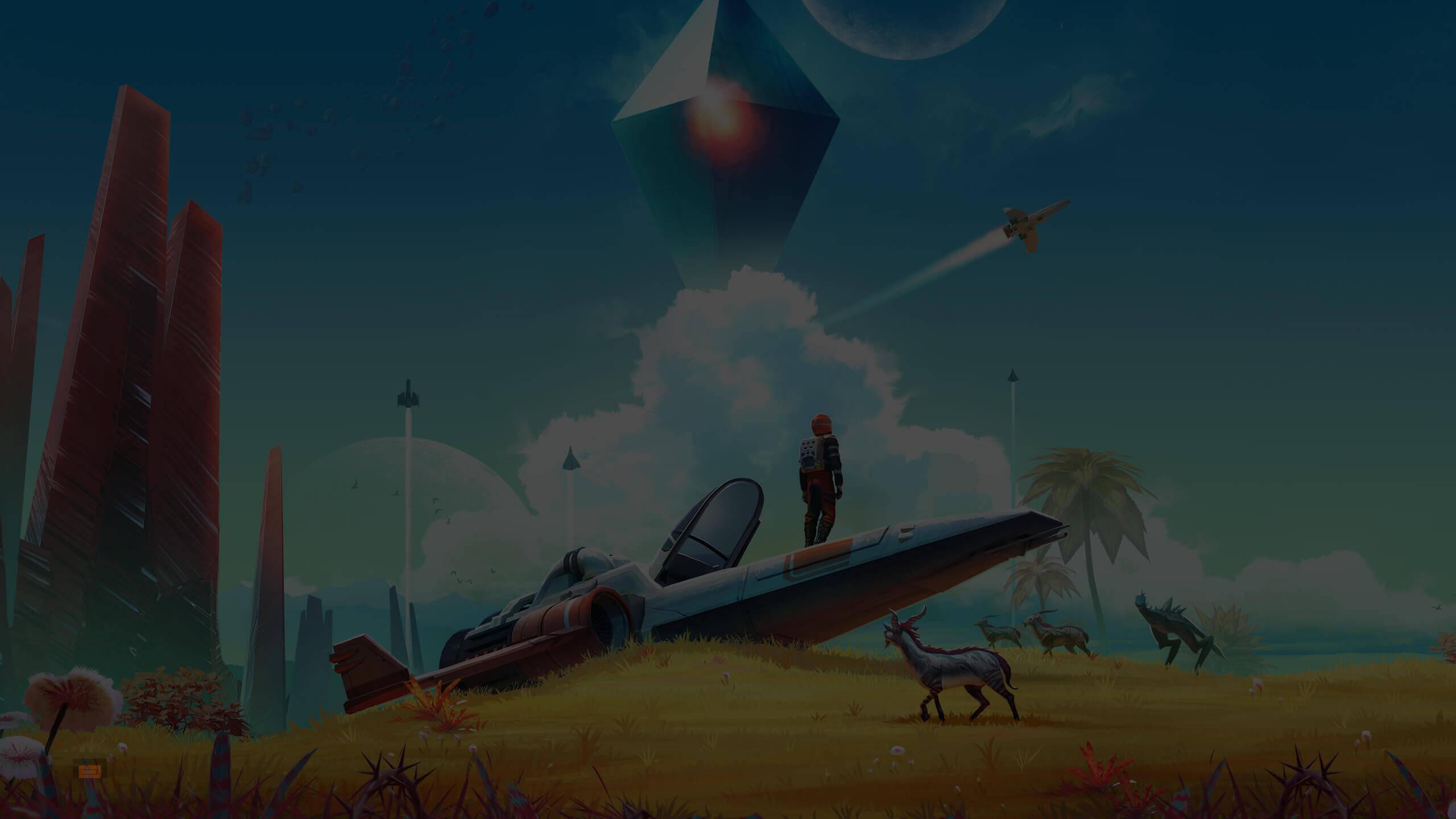 Ya publicado No Man´s Sky: Atlas Rises, la actualización que añade mas de 30 horas de historia y multijugador online