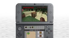 Mojang colapsa el mundo al anunciar Minecraft para New Nintendo 3DS