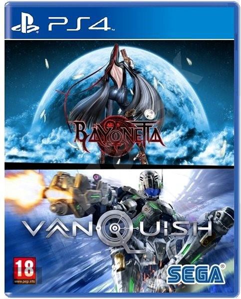 Vanquish, Bayonetta