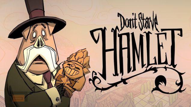 Klei anuncia Don't Starve Hamlet, la nueva expansión que llegará en 2018