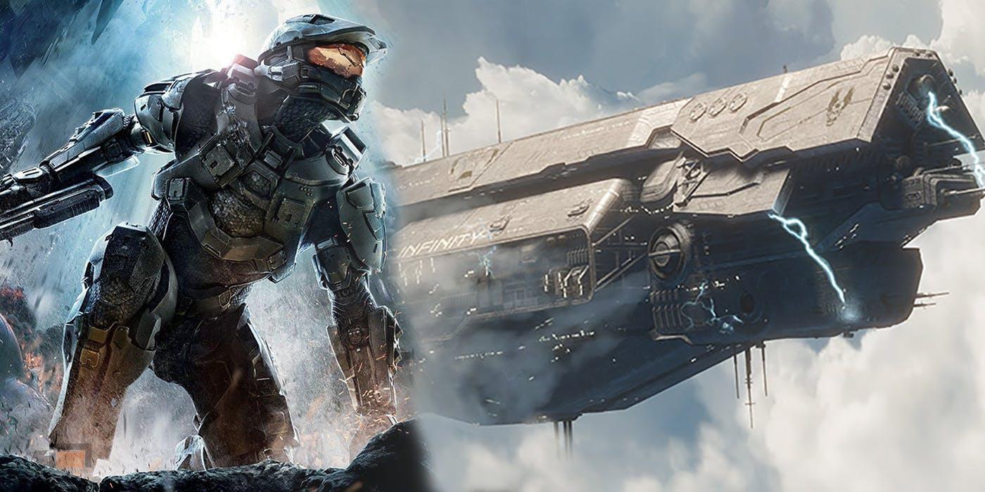 Microsoft anuncia Halo Infinite
