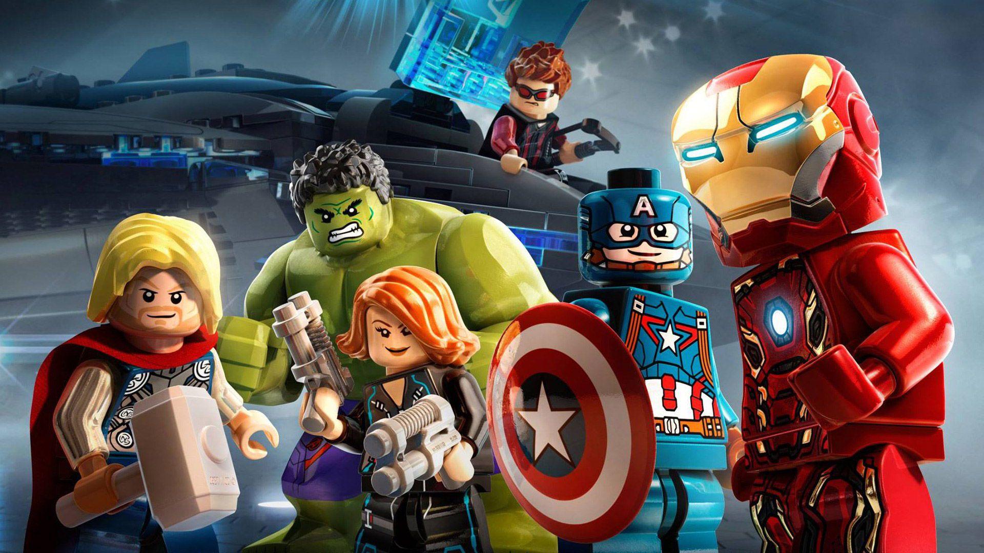 Warner presenta el tráiler de LEGO Marvel's Avengers NYCC en la Games Con 2015