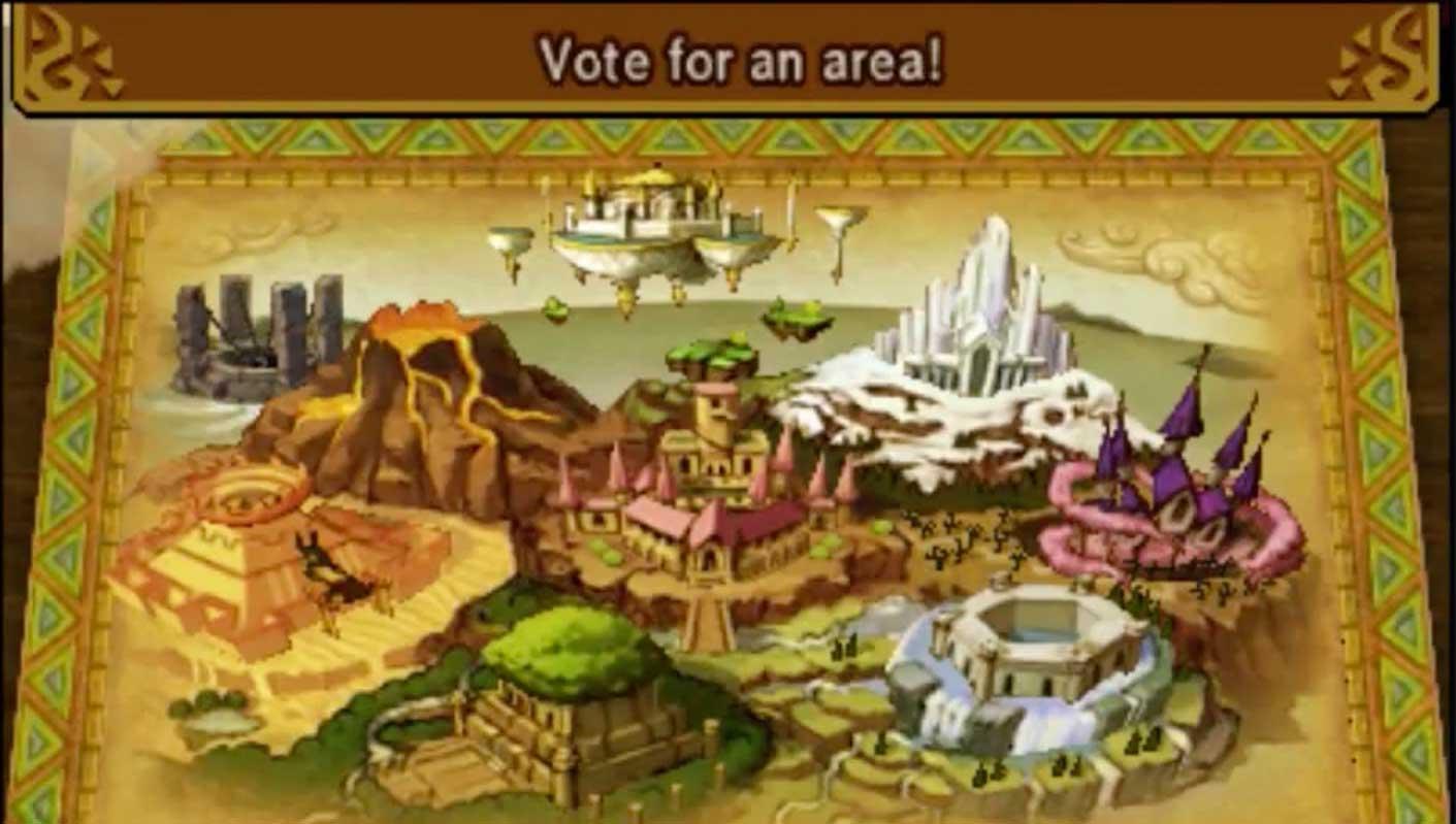 [NDirect-11-2015] Nuevas actualizaciones con contenidos para: Mario Maker, Zelda Triforce, Splatoon