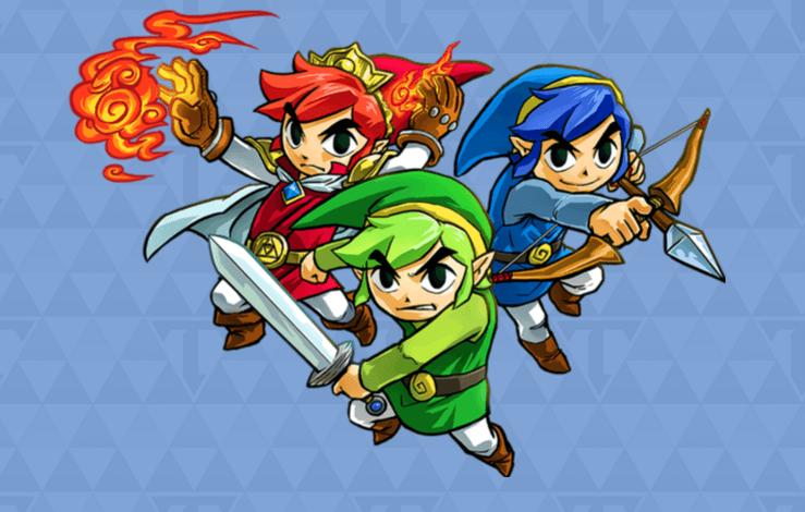 Gruta del desafío, la actualización gratuita de «Zelda: Hyrule Tri Force» ha llegado
