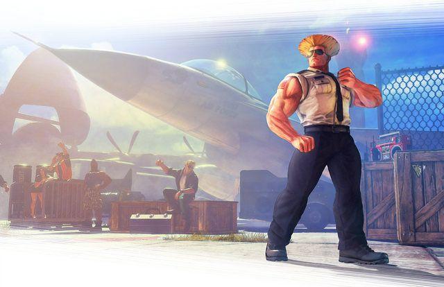 Guile llega a Street Fighter V. Te contamos todos los detalles de la actualización de abril