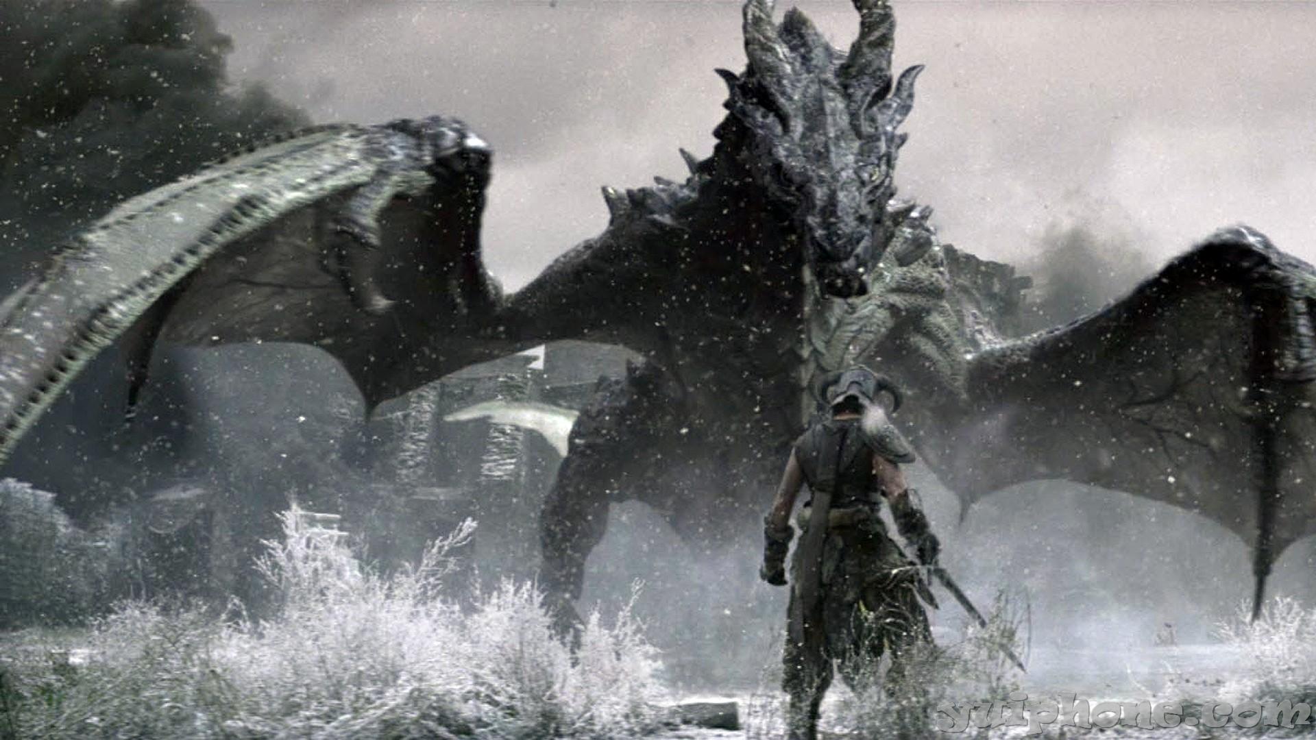 Último tráiler y comparativa de Skyrim Special Edition a pocos días de su lanzamiento