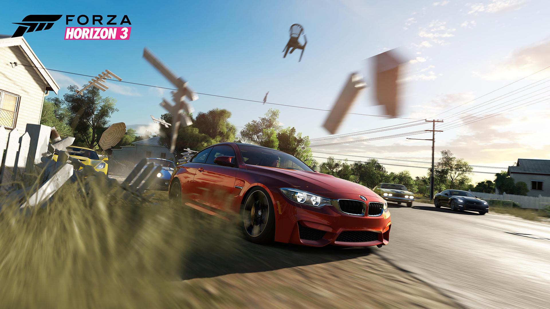 Ya disponible la demo de Forza Horizon 3, en Windows 10!!! Y sus especificaciones mínimas