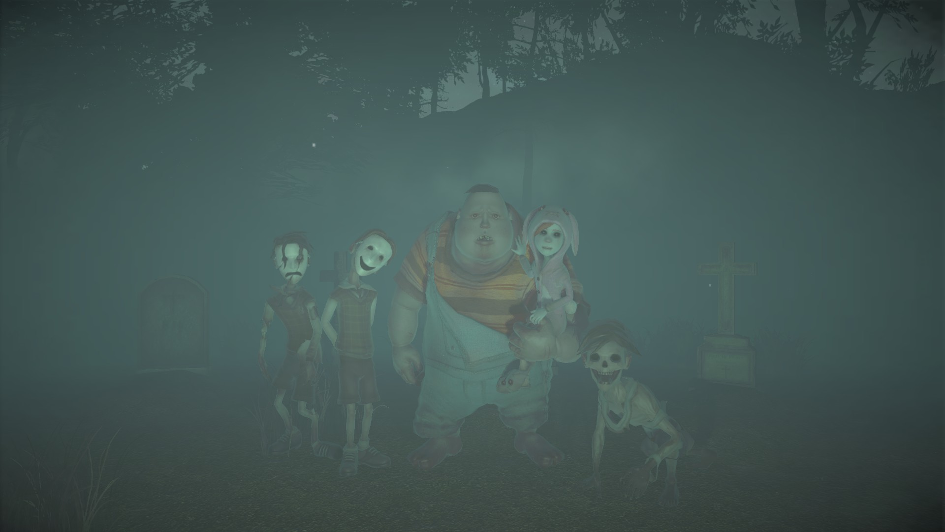 El terrorífico Wick sale esta semana en PlayStation 4