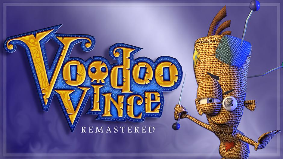 La remasterización del clásico Voodoo Vince ya disponible en Xbox One y Windows Store