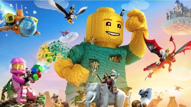 Traveller's Tales anuncia Lego Worlds para PlayStation 4 y Xbox One