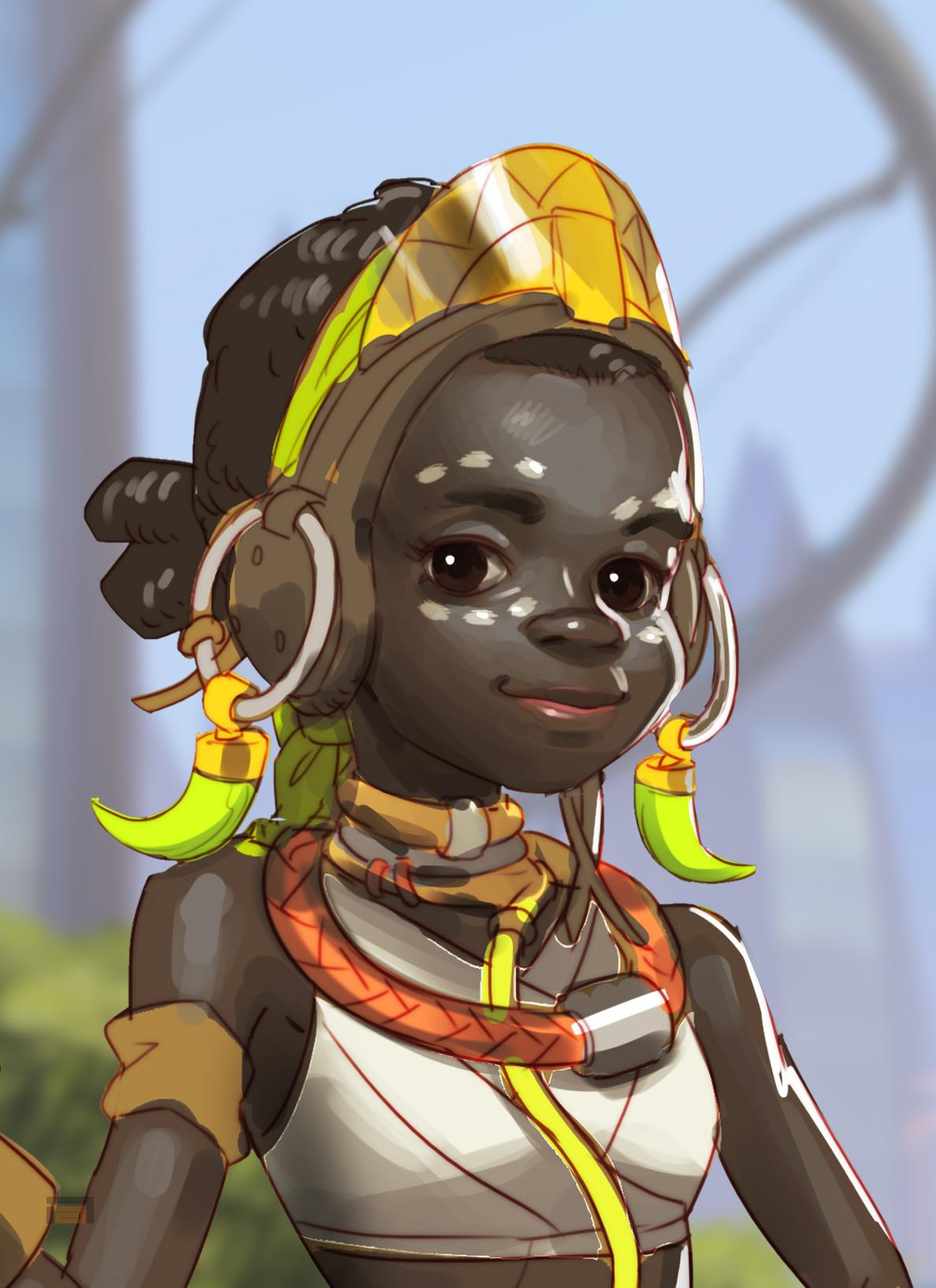 Nuevos detalles del nuevo personaje que llegará a Overwatch. No es Doomfist