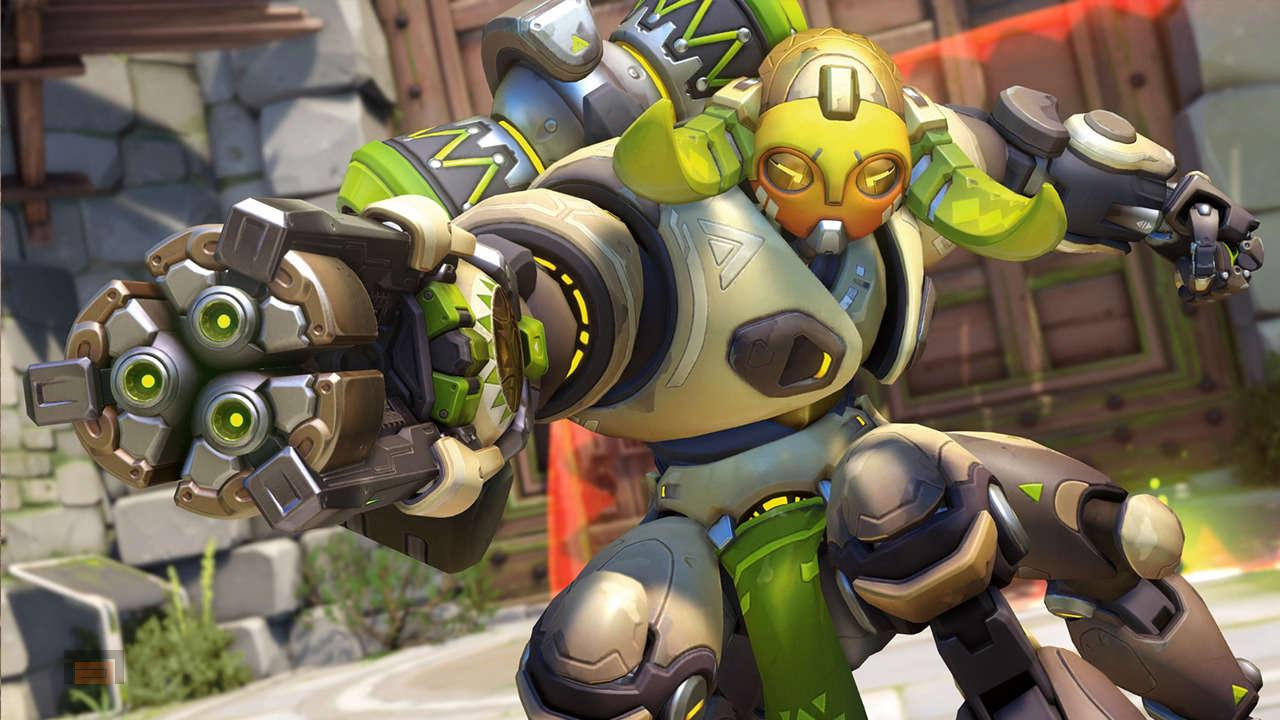 Orisa ya disponible en Overwatch