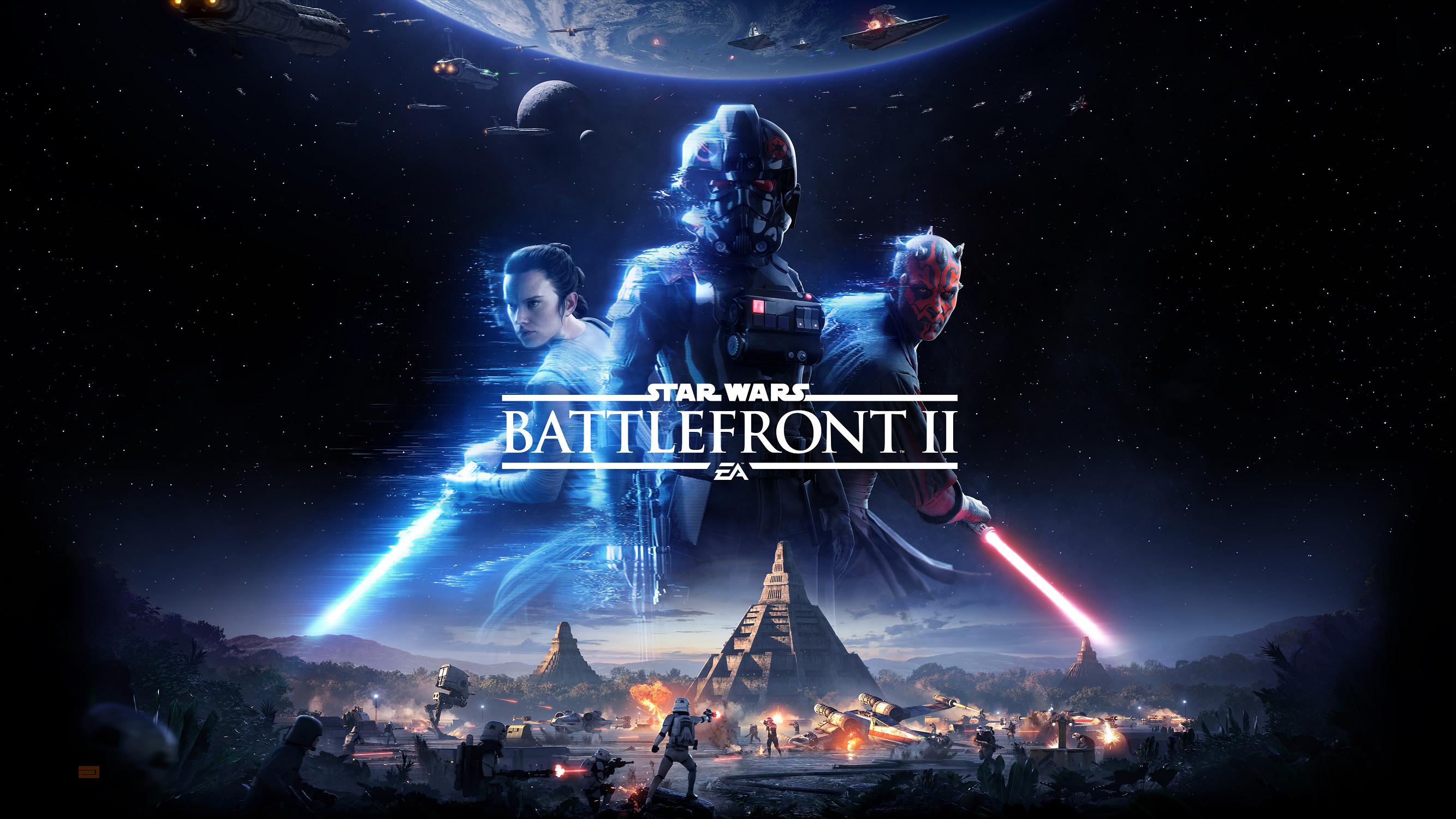 Tráiler y todos los detalles de la campaña de Star Wars: Battlefront II