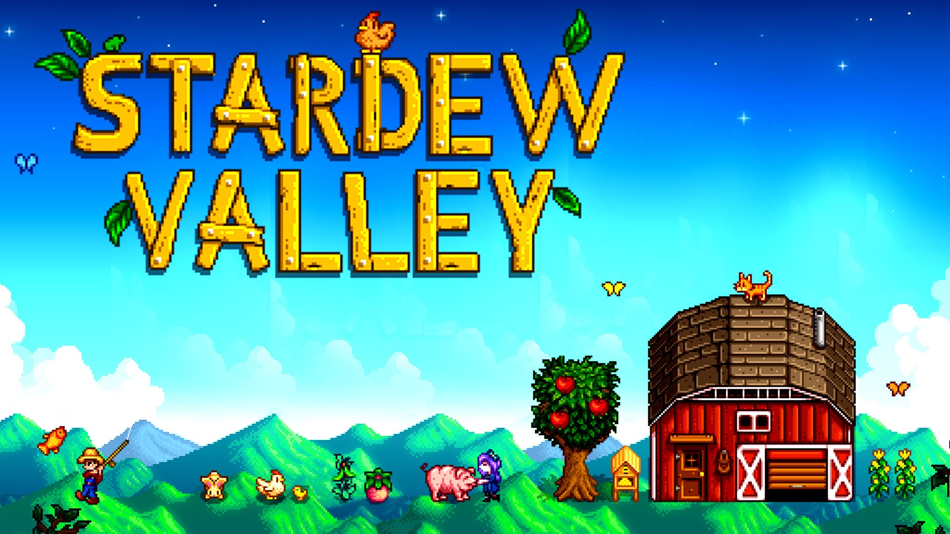 Ya disponible la fecha de lanzamiento de Stardew Valley para Nintendo Switch