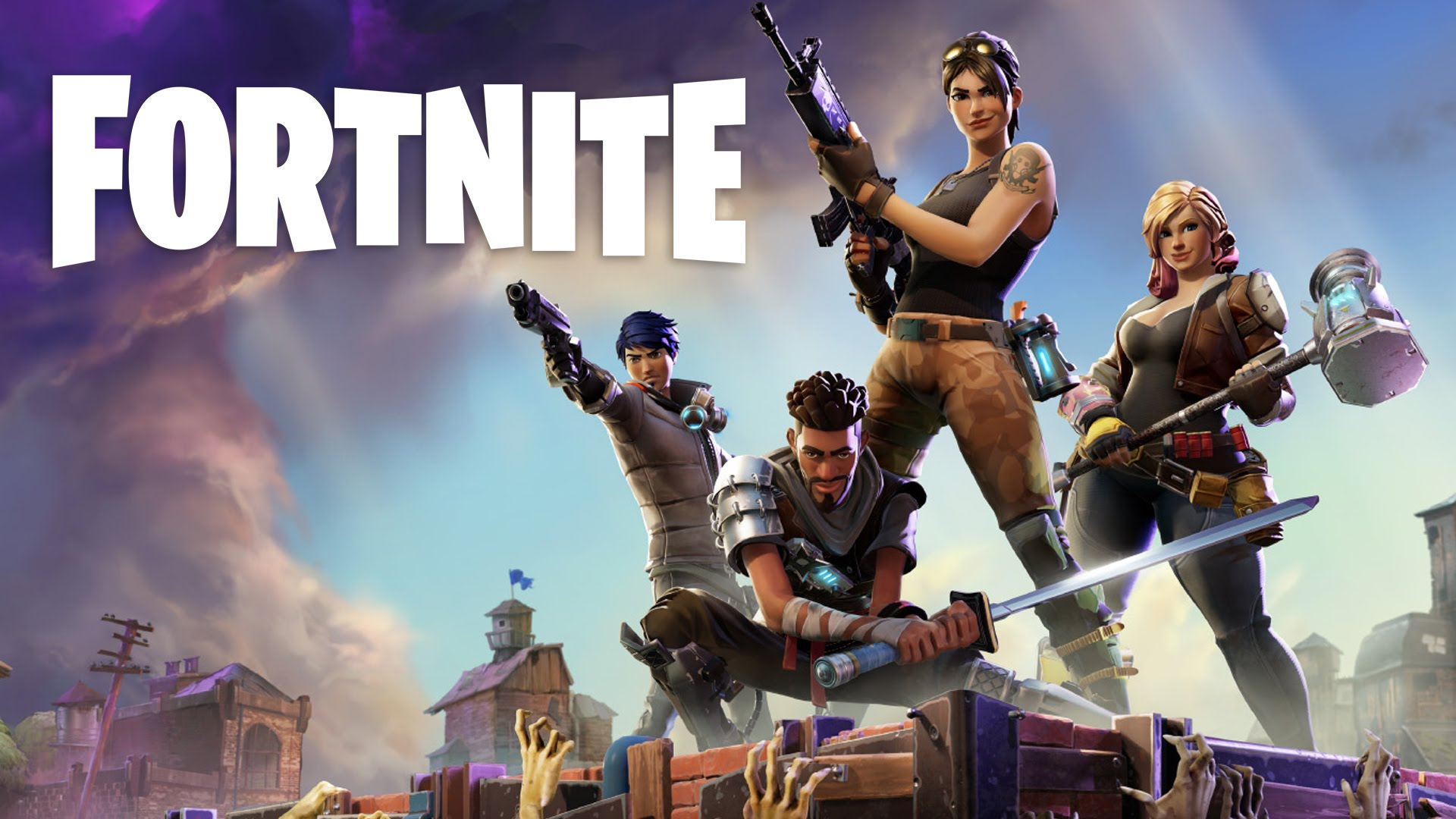 Fornite alcanza los 10 millones de jugadores
