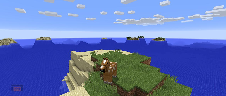 Disponible la nueva snapshot 17w45a de Minecraft 1.13. Nuevos modelo de caballo y lista de comandos