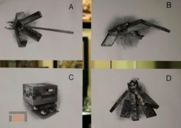Ya han sido presentados los cuatro mobs que podrían llegar a Minecraft durante la Minecon Earth